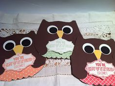 How to make owl party invitations - free template