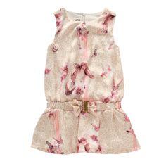 Ärmelloses Kleid | Bekleidung und Schuhe | Offizielle Website Chicco.de