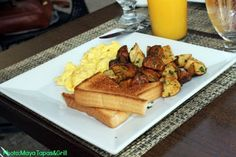 Rise and Dine – 5 Spots for Breakfast or Brunch on Lincoln Road Mall.