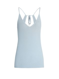 Click here to buy Gabriela Hearst Doreen cashmere and silk-blend cami top at MATCHESFASHION.COM