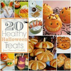 halloween treats for school school pack orange foods and candy corn - Healthy Fun Halloween Snacks