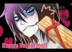 じぇふたそハッピーバレンタイン!遅くなってごめん! Happy Valentine jeffrey~~!!!