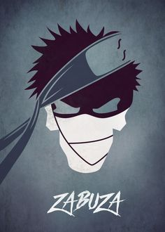 "Naruto Shippuden Character Skulls Zabuza #Displate artwork by artist ""Mauricio Somoza"". Part of a 13-piece set featuring artwork based on characters from the popular Naruto Shippuden anime TV show. £35 / $48 per poster (Regular size), £63 / $84 per poster (Large size) #Naruto #NarutoShippuden #Anime #Manga #Naruto #NarutoUzumaki #Sasuke #SasukeUchiha #Sakura #SakuraHaruno #Kakashi #KakashiHatake #Team7 #Deidara #Guy #Gaara #Guy #Gaara #Itachi #Jiraiya #Kisame #Orochimaru #Zabuza"