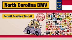 Driving license test: North Carolina DMV Permit Practice Test #2