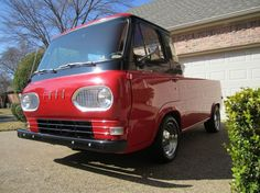 lowering a ford econoline pickup - Google Search