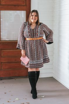 Size Inclusive Belts   Styling Tips - Stylish Sassy Winter Fashion Outfits, Stylish Outfits, Autumn Winter Fashion, Autumn Fashion, Curvy Women Outfits, Clothes For Women, Fashion Bloggers, Fashion Tips, Fashion Design