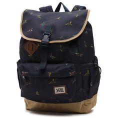 12edf0a95b Vans Coyote Hills Backpack - big enough for travel Vans Backpack, Black  Backpack, Backpack