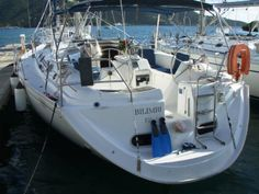Gibsea 43 (2003) | very practical stern for cruising the med