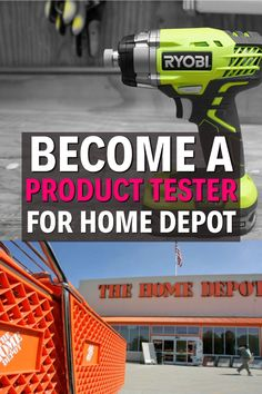 """Become a product tester for Home Depot! Have you heard about the Home Depot Seeds Program? The Home Depot Seeds Program (""""Seeds"""" or """"Seeds Program"""") is a Work From Home Companies, Online Work From Home, Free Stuff By Mail, Get Free Stuff, Earn Money From Home, Earn Money Online, Home Depot, Coupons For Free Items, Shake Your Money Maker"""