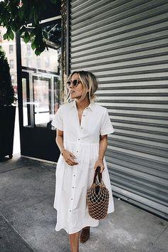 Vestido botões verão 2019 24