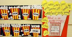 Goes well with my popcorn/baseball theme in my classroom this year!