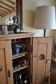 Dining Room Drinks Cabinets