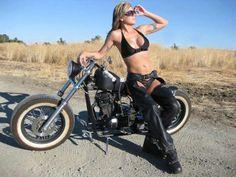 biker life, babe ii, hot biker, biker chick, biker girl, sunglass, biker inspir, motorcycl girl, black