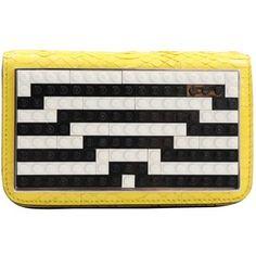Pre-owned Les Petits Joueurs Python Mini Bag