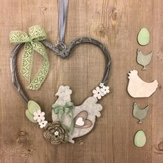#duepuntihandmade #handmadewithlove #wreath #easter