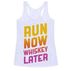 Run Now Whiskey Later | Activate Apparel | Workout Gear & Accessories