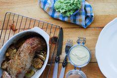 smakologia: Polędwiczka wieprzowa z sosem musztardowo- chrzanowym