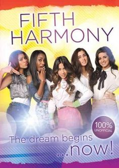 The first book about the super popular X-Factor girl group Fifth Harmony is the most amazing up-and-coming all-girl group, having starred on X-Factor , and now signed with Epic Records. This is the fi