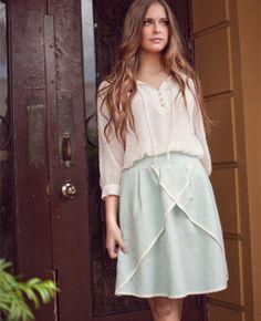 Sweet Tea Skirt   Matilda Jane Clothing