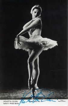 ELVIN, Violetta- SPc Maurice Seymour photo