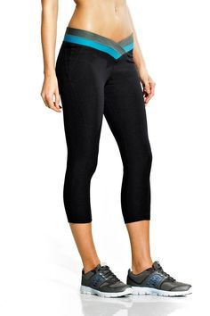 MPG Simha Capri Tights - Women s starting the day off with a run 54849ca35769a
