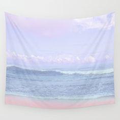 by Viviana González © 2016<br/> <br/> ocean, Pastels colors, nature, vintage, photo,