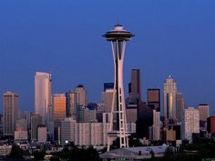 Seattle, WA will be my new home in a couple of months!!!