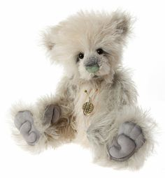 Charlie Bear Anais 2015 Limited Teddy Bear Cottage - Collectable Charlie Bears