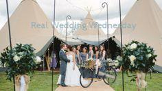 Michelle & Kyle's Sami Tipi Wedding