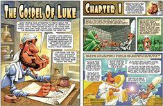 LUKE1 - comic book style :)