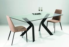 Duel Dining Table