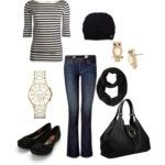 August - Polyvore