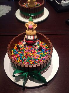 Uncle Grandpa cake finished!