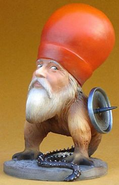 Collectable Hieronymus Bosch figurines | Dangerous Minds