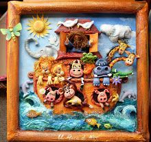 Cuadro Arca de Noe