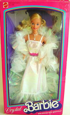 CRYSTAL BARBIE 1983 | Flickr - Photo Sharing!