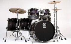 Yamaha LC2F67-BWS Live Custom Oak - Black Shadow Sunburst
