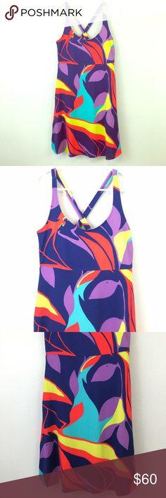 Columbia Omni Wick Advanced Evaporation Dress! Multi color! Size small. Columbia Dresses