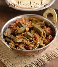 Bhindi Masala-Bhindi masala recipe-How to make bhindi masala
