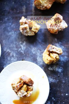 Paleo french toast cups
