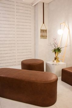 Interior Design Decor Trends | lexus design disrupted vip lounge NYFW by anna karline photo Nick Demilio
