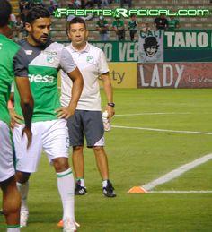 Fecha 19. Deportivo Cali 1-4 Once Caldas - 6 de Noviembre - DSC01435 - Frente Radical Verdiblanco Ultras - www.FrenteRadical.com