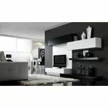 Modular - Vajillero - Lcd - Rack - Mueble -tv- La Font