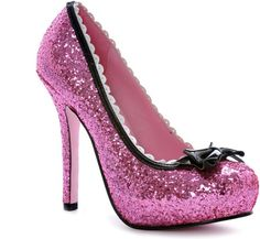 Pretty in pink princess shoes