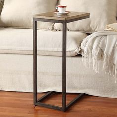 "$79 Jackson End Table 26"" Hx10"" W x 16"" D"