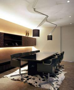 Nomad Minimal Refined, Industrial Look #supermodular Lighting Design, Living  Room Lighting, Light