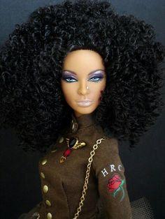 Black Barbie!!! #Girl Power