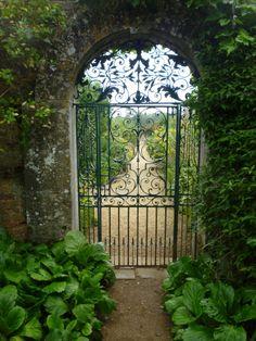Inspiring Gardens: Rousham Garden, Oxfordshire, England.