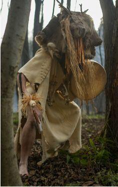 Šaman. Foto Radim Vaňous.