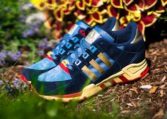 Adidas x Packer Shoes EQT support 93 SL80